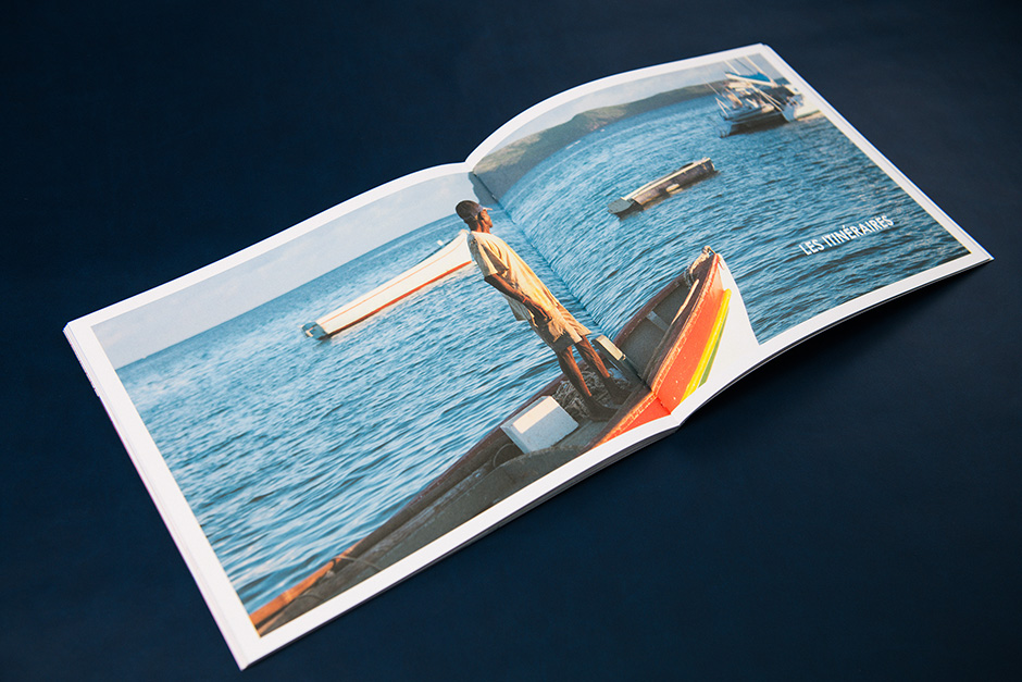 Mauritius Tourism Promotion Authority (MTPA) brochure, printed by Précigraph