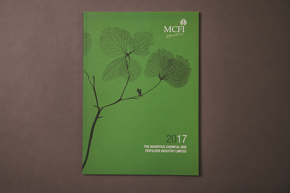 MCFI Annual Report printed by Précigraph